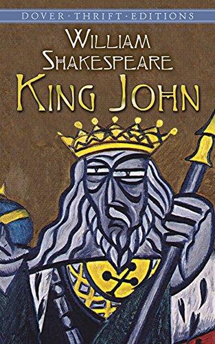 King John (Dover Thrift Editions)