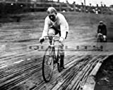 1909 Vintage Bicycle & Bike Race Velodrome [16 x 20 Photograph]