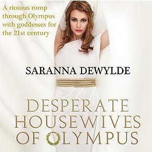Desperate Housewives of Olympus Audiobook