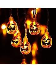 Qedertek Halloween decoratie lichtketting