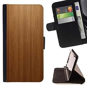 - Wood panel Texture Patern - - Prima caja de la PU billetera de cuero con ranuras para tarjetas, efectivo desmontable correa para l Funny HouseFOR Sony Xperia Z3 D6603