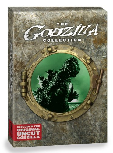 Godzilla Collection [DVD] [Region 1] [US Import] [NTSC] by