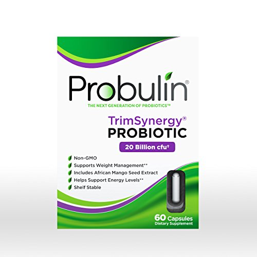 Probulin TrimSynergy Probiotic 60 Capsules