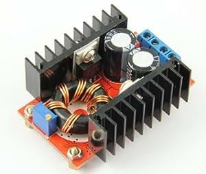 Ecloud Shop® 6a Boost convertidor DC-DC 10-32V a 12-35V Paso Módulo Cargador de voltaje Hasta