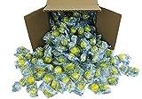 Lemonheads Candy - Lemon Heads - Individually Wrapped Medium Party Box 6x6x4 Family Size Bulk