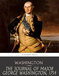 'The Journal of Major George Washington, 1754' from the web at 'https://images-na.ssl-images-amazon.com/images/I/51JpoFrsVcL._UY250_.jpg'