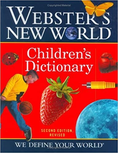 Webster's New World Children's Dictionary - Kindle edition by ...