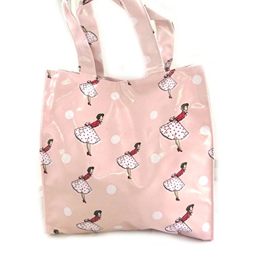 Shopping bag Mrs Smithrosa - 38x25x11 cm.