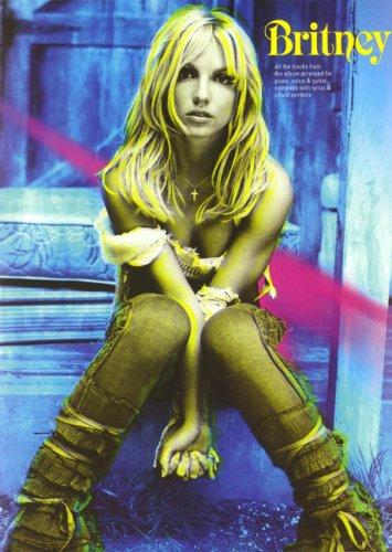 Partition : Spears Britney Britney P/V/G (Anglais) Partition – 7 décembre 2001 Britney Spears Music Sales 0711992568 Piano - Voix - Guitare
