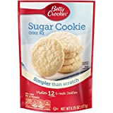 Betty Crocker Cookie Mix, Sugar, 6.25 Ounce
