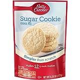 Betty Crocker Cookie Mix, Sugar, 6.25 oz Pouch
