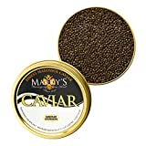 Marky's Farmed Siberian Osetra Caviar, Baerri from France - 2 oz