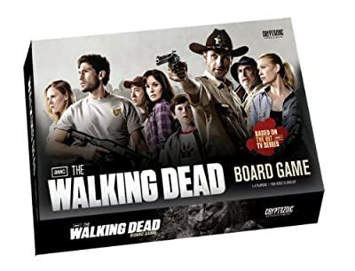 The Walking Dead Board Game from Cryptozoic