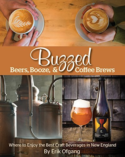 Buzzed: Beers, Booze, and Coffee Brews: Where to find the best craft beverages in New England by Erik Ofgang (2016-07-11)