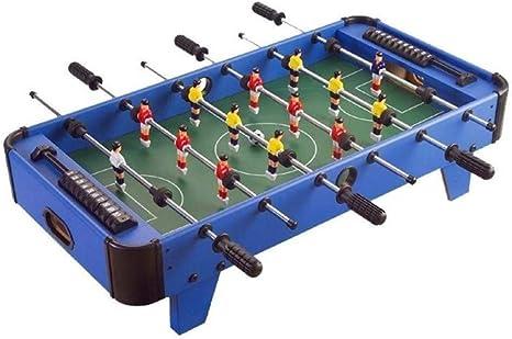 SYXX Los niños mesa de escritorio de fútbol, fútbol Foosball ...