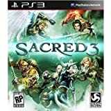 Brand New Square Enix Sacred 3 Ps3