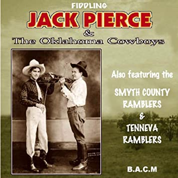 Image result for Jack Pierce and the Oklahoma Cowboys