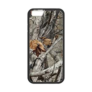 Camo Adv Mossy Oak Tree Cell Phone Protector for iPhone 6(4.7) Plastic and TPU (Laser Technology) by supermalls