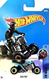 hot wheels moto - Hot Wheels 2017 HW Moto Quad Rod (ATV) 186/365, Turquoise