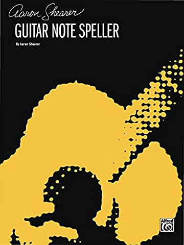 Guitar Note Speller (Shearer Series) - Series Note