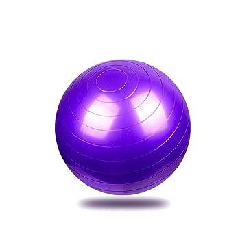 Ssery 65CM Pelota de Ejercicio Anti-Burst para Yoga, Equilibrio ...