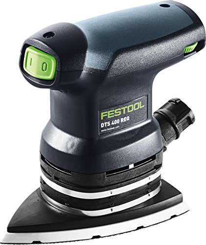 400 Eq Sander - Festool 201228 DTS 400 REQ Orbital Rectangular Sander