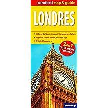LONDRES 1/20.000 (COMFORT !MAP&GUIDE, CARTE LAMINEE)