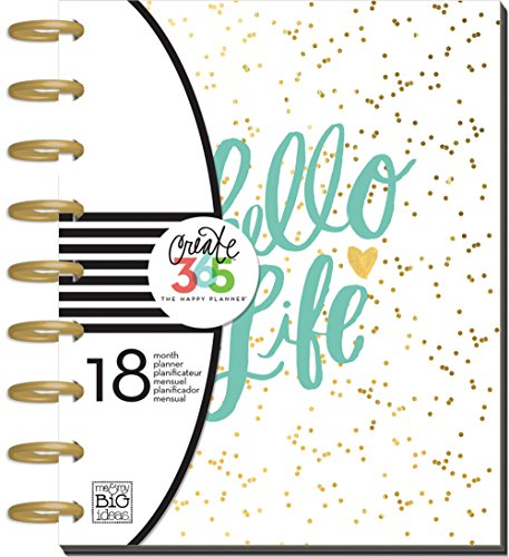 ideas Create Happy Planner Hello