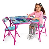 Trolls Activity Table Set with 2 Chairs