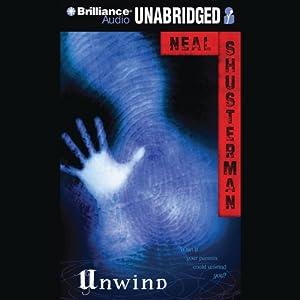 Unwind Hörbuch