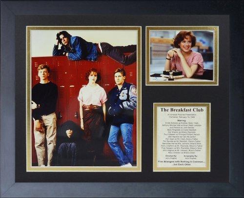 """Legenden Sterben Nie die """"Breakfast Club"""" gerahmtes Foto Collage, 11 x 35,6 cm von Legends Never Die"""