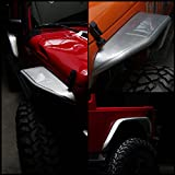 Xprite Beast Series Jeep Wrangler Front & Rear Aluminum Fender For JK JKU 2007-2017
