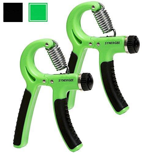 Synergee Hand Gripper Strengthener Adjustable