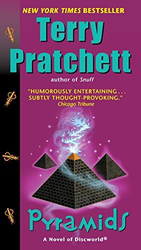 book cover of Pyramids