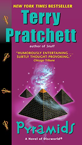 Pyramids: A Novel of Discworld