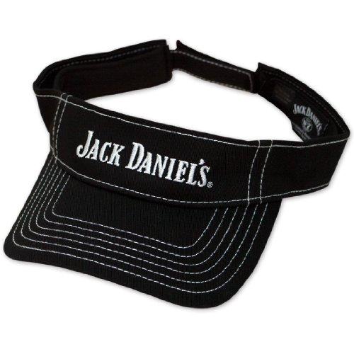 Jack Daniels Bobo Visor JD-77-96 Black]()
