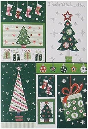 Lido en bobina color rojo y blanco 2/mx3/mm Susy Card 40003542/de cord/ón de Navidad peque/ños Textile cordel 1/pieza