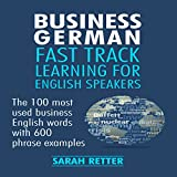 img - for Business German: Fast Track Learning for English Speakers book / textbook / text book