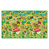 Rollmatz Farm Land Design Rollmat (120x200cm)