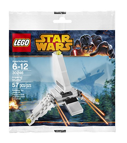Lego, Star Wars, Imperial Shuttle (30246) (Legos Star Wars Imperial Shuttle)