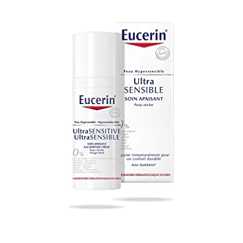 eucerin ultrasensitive soothing care dry skin