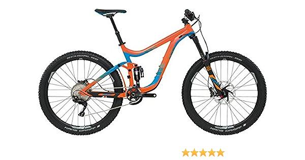 Giant Reign 1.5 Ltd – 27, 5 Pulgadas Mountain Bike Naranja/Azul (2016)