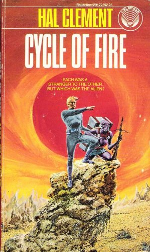 book cover of Cycle of Fire
