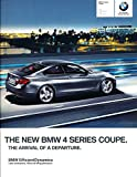 2015 BMW 4-Series Coupe 66-page Car Sales Brochure Catalog - 428i 435i 2014