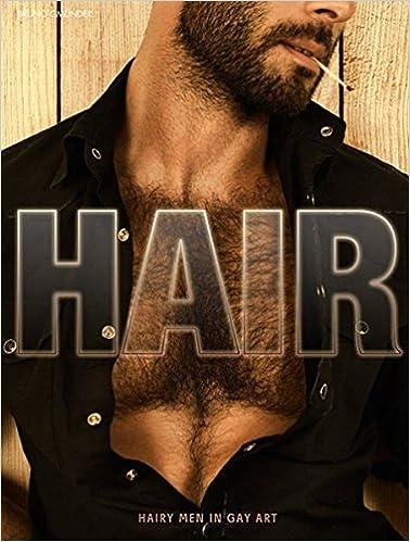 Hairy chubby gay men