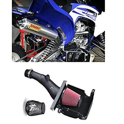 ROADFAR Automotive Cold Air Intake System Kit with Washable Filter Fits for 2001-2005 Honda Civic