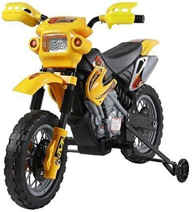 ✅Sonidos y Luces integrados para dar una experiencia como las motos de verdad,✅Apropiado para niños
