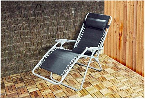 Kingfisher Gravity Garden Reclining Sun Chair Lounger & Kingfisher Gravity Garden Reclining Sun Chair Lounger: Amazon.co ... islam-shia.org