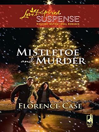book cover of Mistletoe and Murder
