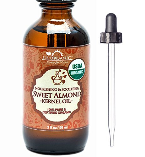 Organic Certified Unrefined Eyedropper Application product image